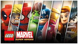 LEGO® Marvel™ <b>Super Heroes</b> on Steam