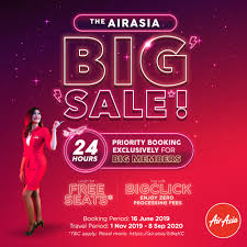AirAsia's BIG Sale is here with 5 million promo seats — airasia newsroom