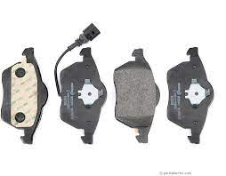 vw mk4 1 8t and vr6 front brake pads