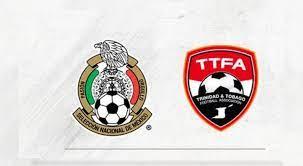 partido México vs. Trinidad y Tobago ...