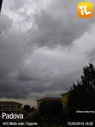 Foto meteo - Padova - Padova ore 19:20 » ILMETEO.it