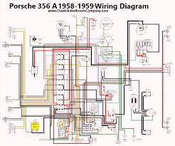 wiring diagram for porsche 356 wiring wiring diagrams