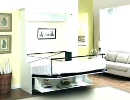 bed that folds beds fold into wall pull down away out desk