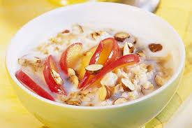 Abnehmen porridge