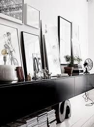 Interior Design Inspiration Simple K R I S P I N T E R I Ö R Weekend Black White