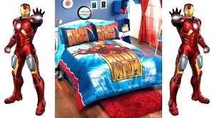 man bed set iron man bedding king size full bed sheets iron man bedding batman vs superman bed set spiderman bed set cotton