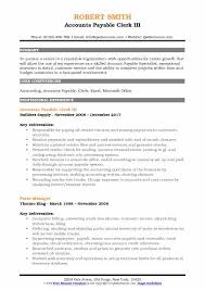Accounts Payable Manager Resume Magnificent Accounts Payable Clerk Resume Samples QwikResume