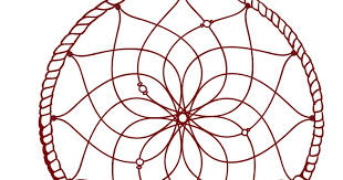 Dream Catcher Outline Divination Spiritualism and the Paranormal The Dream Catcher 25