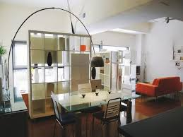 furniture for studio apartment. delectable unique tiny studio apartment design ideas with glass dining table and chair also glossy laminated wood flooring terrific pictures furniture for
