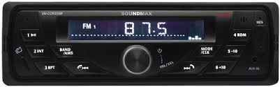 Купить автомагнитолу Soundmax SM-CCR3058F black в Москве ...