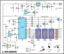 silicon chip online compact 0 80a automotive ammeter click for larger image
