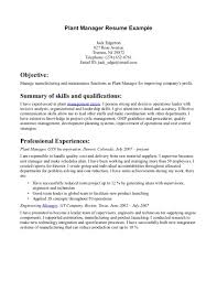 Factory Manager Resume Example Pictures Hd Aliciafinnnoack