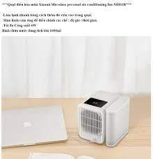 Quạt điều hòa mini XIAOMI Microhoo Personal Air Conditioning Fan MH01R