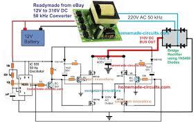 120v schematic wiring electrical wiring diagram inverter circuit diagram 120v power inverter schematic circuit5kva ferrite core inverter circuit full working diagram