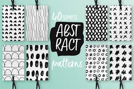 Abstract Patterns Cool Make Your Designs Funky With These Seamless Abstract Patterns