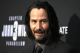 Keanu Reeves Is A Tumbleweed In New Spongebob Movie