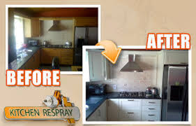 Respray Kitchen Cabinets Kitchen Respray All Surface Respray In Hoobly Classifieds