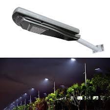 Automatic Outdoor Light Venus Aqua 30 Led Street Light Solar Power Road Lamp