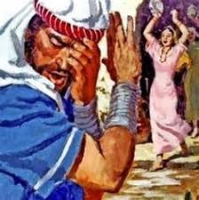 Image result for Judges 16:29-30