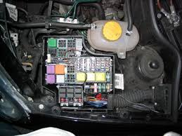 anyone with a corsa c corsa sport for vauxhall and opel corsa corsa c relay list at Vauxhall Corsa Fuse Box