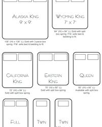 eastern king mattress. Eastern King Mattress Bed Dimensions Mind Standard Size Bedding Sets