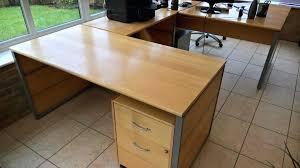 pine office desk. Heavy Duty Office Desk Viking Pine Excellent Condition Steel