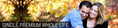 single premium whole life insurance