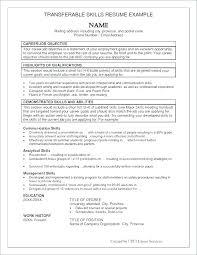 List Of Skills For Employment Skills List For Resume Examples Wikirian Com