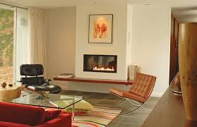 Spark Fire Ribbon Vent Free Slim  Stone IncSpark Fireplace