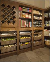 Great pantry ideas here! This one is nice, and very classic. Not sure