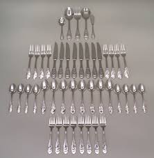extraordinary wallace stainless steel flatware waswoo s spread x bookcase nice wallace stainless steel flatware