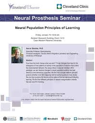 Join us for the first NP seminar series... - Cleveland FES Center | Facebook
