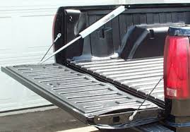 Pickup Truck Tailgate Theft Drops