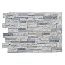 faux stone veneer wall panels beach