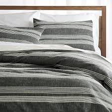 33 pretty design crate and barrel bedding monterey duvet covers pillow shams canada clearance