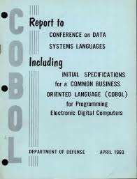 Starting Out With Programming Logic And Design 3rd Edition Pdf Cobol Wikipedia