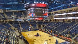 Image Result For Wintrust Arena Basketball Court