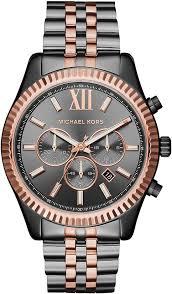 men s michael kors lexington chronograph watch mk8561