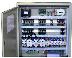 elevator control system ~ electrical knowhow Elevator Wiring Diagram relay based controller (electromechanical switching) elevator wiring diagram free