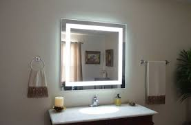 Chic Bathroom Cabinet With Mirror And Light Cabinets Also