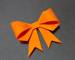 Gift Box Decoration Ideas Paper bow ribbon Ideas for decor Origami bow for gift box 35