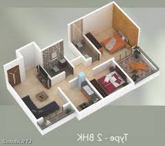 600 sq ft house plans 2 bedroom indian awesome two bedroom house floor plans india new