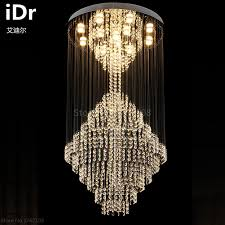 stunning large chandeliers get large crystal chandeliers aliexpress
