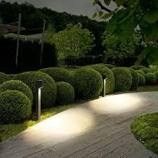 garden path lights. BEGA LED Garden And Pathway Bollard 7239/7249-idealightings Path Lights R