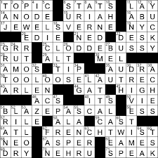 focus of a facebook sidebar crossword clue