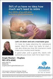 Reach out to vanessa scarlett correa, local farmers auto insurance agent in jackson, tn, to get a free quote today. Angie Hooten Hughes Allstate Insurance Agent In Jackson Tn