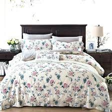 cabbage rose bedding print