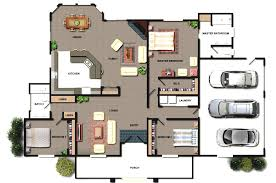 Architecture House Plans Contemporary House Plans House