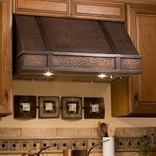 Range Hood Kitchen 30 Limoges Series Copper Wall Mount Range Hood Kitchen