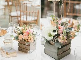 18 Non Mason Jar Rustic Wedding Centerpieces You've Got To See! - Mon